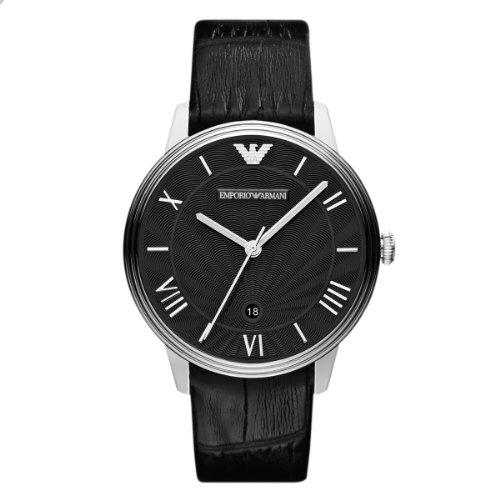 Emporio Armani AR1611 Retro Black Watch