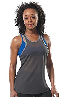 Sheer Muscle Tank - KOS USA