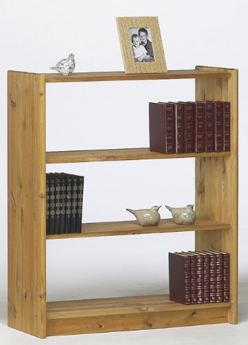 steens-axel-pine-bookcase-with-2-shelves-lyed-oil-finish