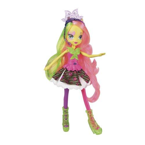 My little pony equestria girl dolls fluttershy - photo#11