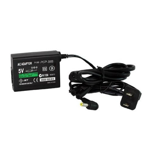 AC Adapter Power Wall Home Charger for PSP 1000 2000 3000