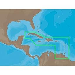 C-Map Na-C501 C-Card Format Cuba - Trinidad & Tobago
