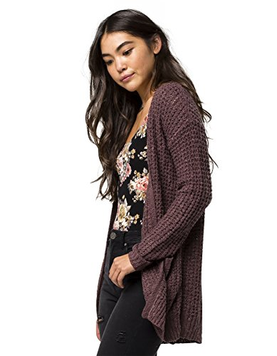 full-tilt-essential-knit-womens-cardigan-purple-x-small