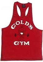 "G310 Golds Gym Workout Tank Top ""Old Joe"" logo"