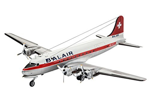 REVELL-04947-DC-4-Balair-im-Mastab-172