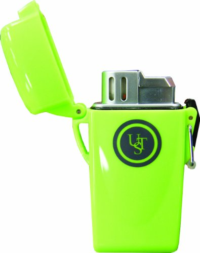 Ultimate Survival Technologies Floating Lighter, Lime