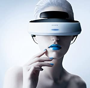 Personal 3d Viewer Sony [Hmzt2] Japan Import