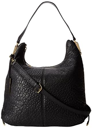 Vince Camuto Riley Hobo,Black,One Size
