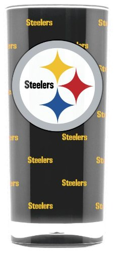 Pittsburgh Steelers Square Insulated Tumbler at SteelerMania