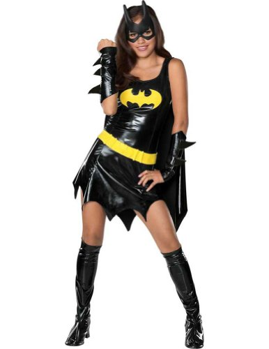 Batgirl Teen Sexy Adult Womens Costume - Rubies Co. Inc.