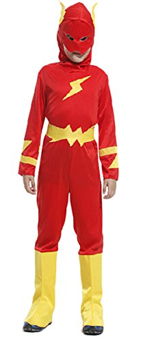 Ace Halloween Children's Kids Boys Cute The Flash Costumes