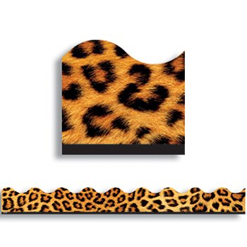 Trend Enterprises Leopard Terrific Trimmer (T-92163) - 1