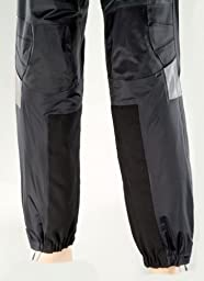 Tour Master Women\'s Sentinel 2.0 Nomex Rain Pants - Small/Black