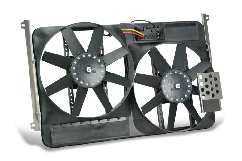 Flex-a-lite 775 Engine Cooling Fan with Controls for Toyota Tundra 00-06
