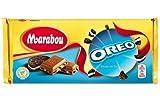 Marabou Milk Chocolate with Oreo (185g)