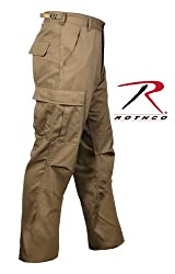 Rothco BDU Pant in Coyote