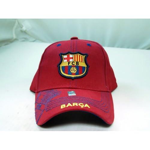 FC BARCELONA OFFICIAL TEAM LOGO CAP / HAT   FCB003