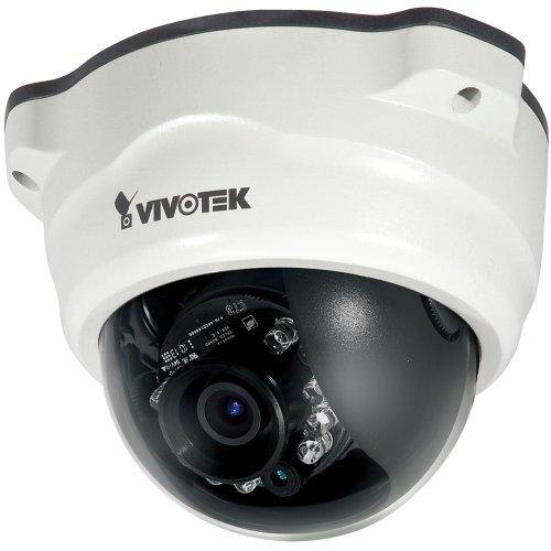 Vivotek FD8134V Dome 1280 x 800 Resolution Micro SD/SDHC Card (White)