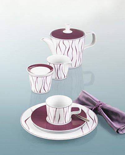 Kombi-couvercle 9,4 cm - 6 pièces-rose - 24740-fashion no limits de la marque seltmann weiden