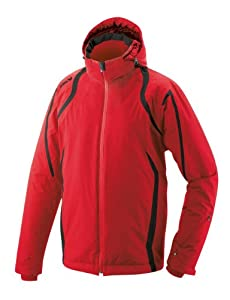 ERIMA Veste d'hiver homme Active Wear Rouge/Noir L