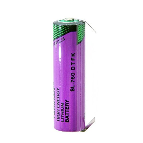 Tadiran - Pile lithium SL760/T AA 3.6V 2.2Ah T - Pile(s)