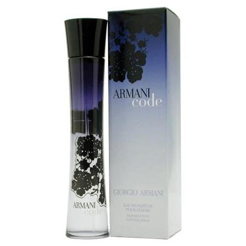 Armani Code 1.0 Fl. oz. Eau De Parfum Spray Women by Giorgio Armani