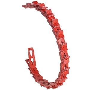 "Power Twist Plus Link V-Belt - 1/2"" wide (Sold per foot)"