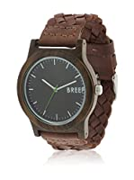 BREEF WATCHES Reloj con movimiento japonés Unisex EBANO ORIGINAL 44 mm