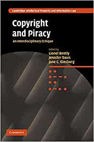 Piracy of intellectual property essay
