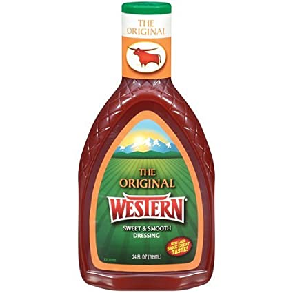 Wishbone French Dressing Dressing 24oz Wishbone