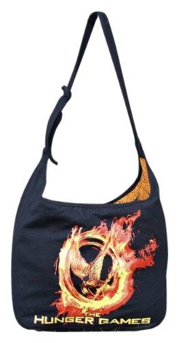 The Hunger Games Movie Bag Shoulder Bag with D ring strap