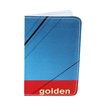 Golden Business Credit & ID Card Holder at Amazon Women's