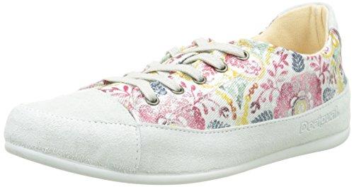 DesigualHappy 9 - Sneaker Donna , Rosa (Rose (3022 Fuchsia Rose)), 37