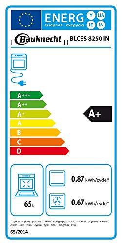 Bauknecht-blces-8250-dans-Four-ElectriqueA65-ltiroir-avec-3-niveauxSoftclose-de-cuisson-four-PorteAcier-inoxydable