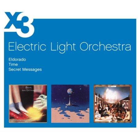 Electric Light Orchestra - Time/Secret Messages/Eldorado - Zortam Music