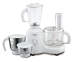 Morphy Richards Select 500-Watt Food Processor (White)