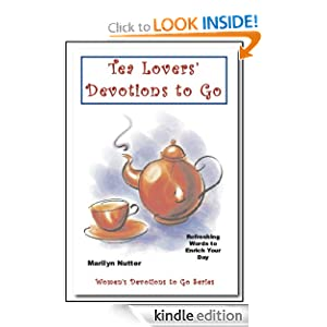 Tea Lovers Devotions to Go