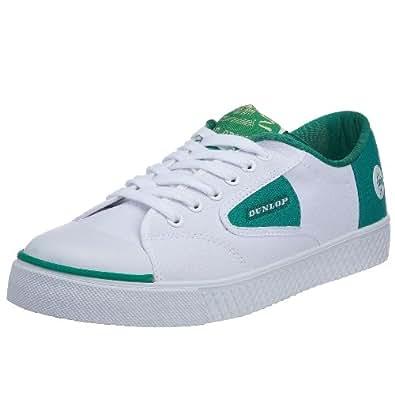 Dunlop Greenflash 1555 501-010016-m07, Baskets mode homme - Blanc-TR-F2-30, 41 EU (7 UK)