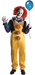 Deluxe Pennywise Costume It The Movie By Stephen King 881562