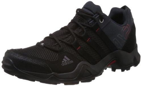 adidas Originals - AX2, Scarpe da trekking da uomo, Grigio (Grau (Dark Shale/Black 1/Light Scarlet)), 44 EU