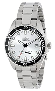 Invicta Women's 15134SYB Pro Diver Silver Dial Stainless Steel Watch
