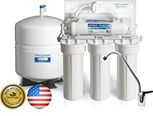 APEC Water Systems RO-90 Premium 90 GPD High-Flow Reverse Osmosis Drinking Water Filter... by APEC Water Systems