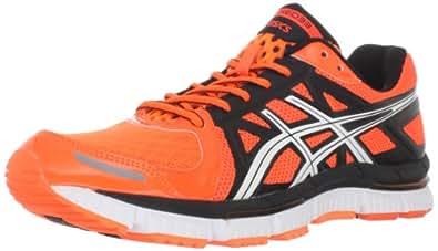 ASICS Men's Neo33 Running Shoe,Bright Orange/White/Black,10 M US