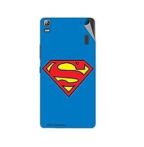 Miicreations Mobile Skin Sticker For Lenovo K3 Note,Superman