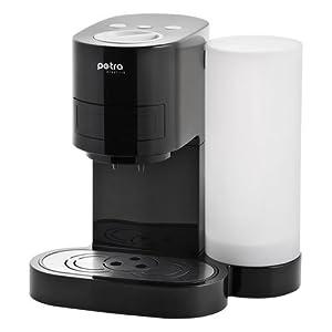 petra electric km kaffeepadautomat schwarz. Black Bedroom Furniture Sets. Home Design Ideas