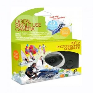 Vistaquest Digital Single Use Camera