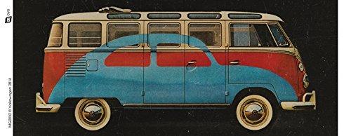 все цены на Volkswagen VW Camper Van Beetle Advertisement Vintage Car Illustration Ad Art Porcelain Gift Coffee (Tea, Cocoa) 11 Oz. Mug онлайн