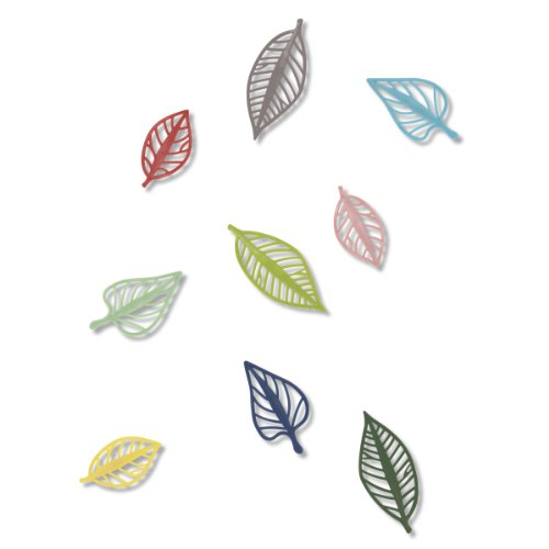 Umbra Pluff Wall Decor Set Of 9 : Brand new umbra natura wall decor assorted colors set of