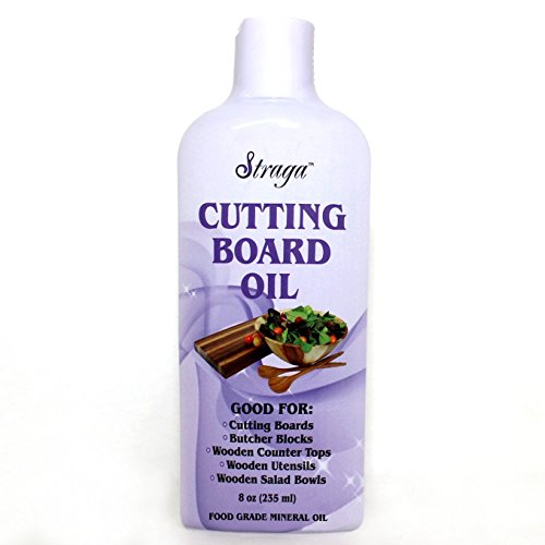straga butcher block and cutting board oil food grade