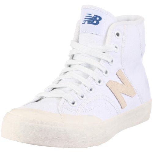 New Balance Prohi Bring Back High Top Sneaker,White,4 D(M) US